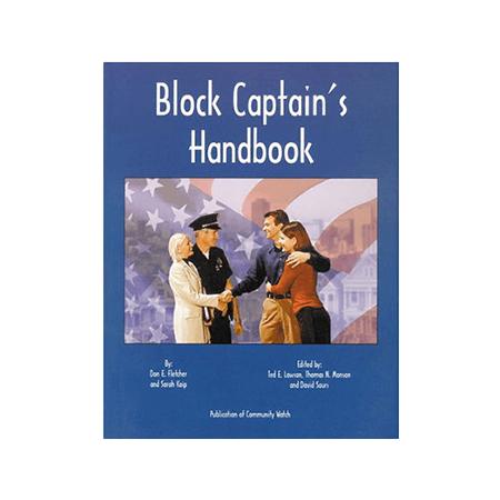 Block Captain's Handbook.
