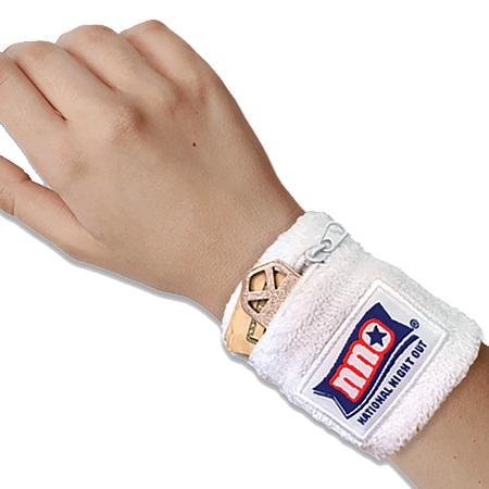 Pocket Wristband.