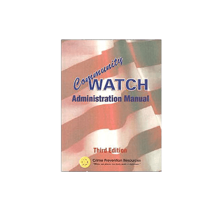 Community Watch Manual.